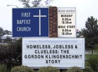homelss jobless clueless