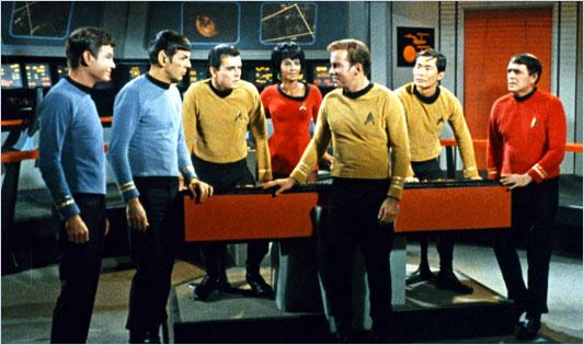 Star Trek Original Series Crew