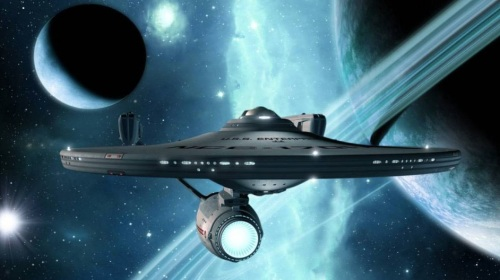 star-trek uss enterprise