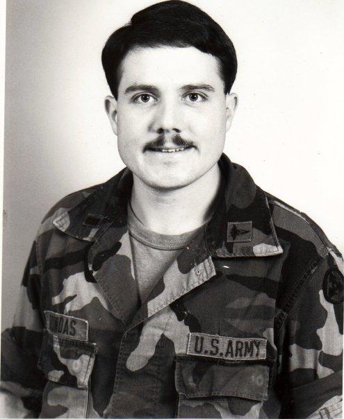 557th comany command 1985