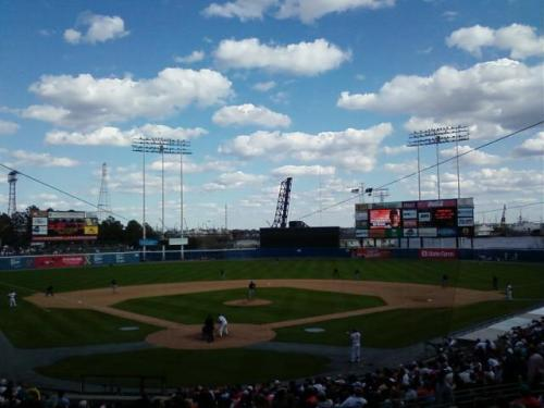 harbor park opening day