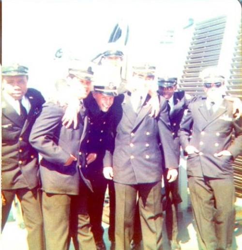 NJROTC USS Gray 1978