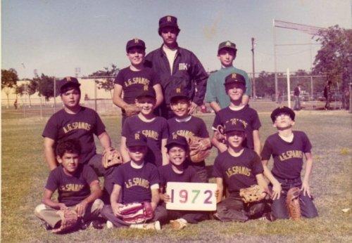 1972 Oak Park AL Rams
