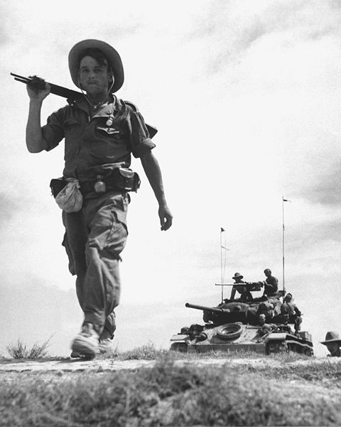 french troops indochina