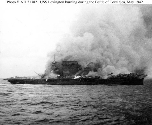 lexington sinking