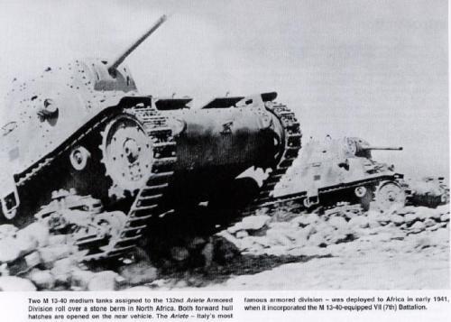 m 13-40 tank