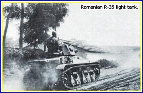 romanian r35