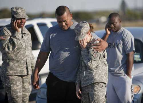 fort hood shootings