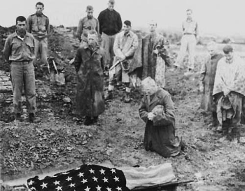 USMC-C-Okinawa burial