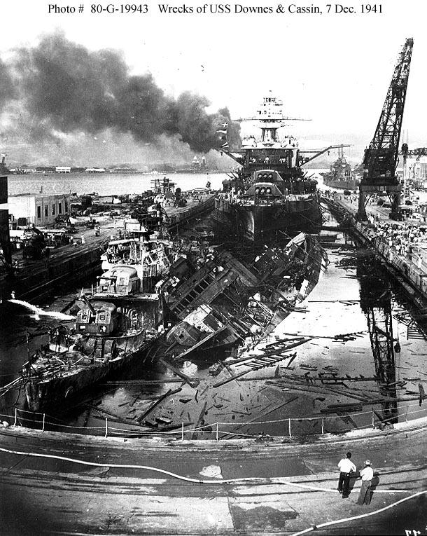 The battleships of pearl harbor padre steves world resist the uss pennsylvania fandeluxe Gallery