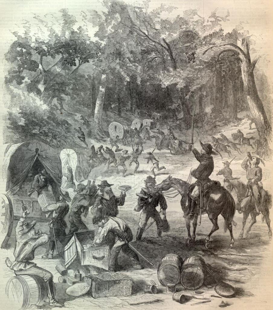 american civil war the first modern In which national existence was at steak the civil war in the united states was the first modern war in which the existence of the belligerents was.