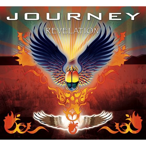 journey greatest hits album cover. Journey
