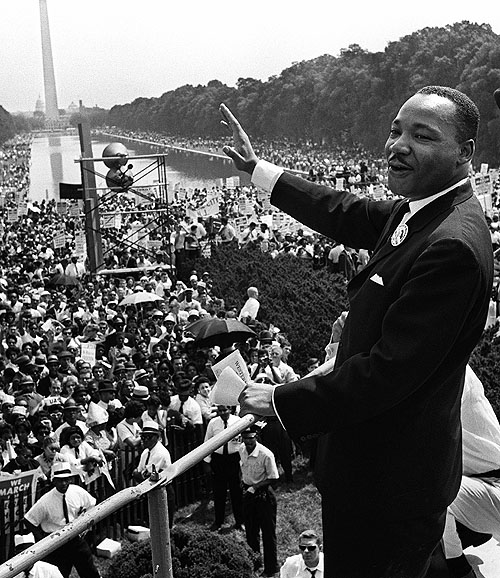 Martin Luther King Rede