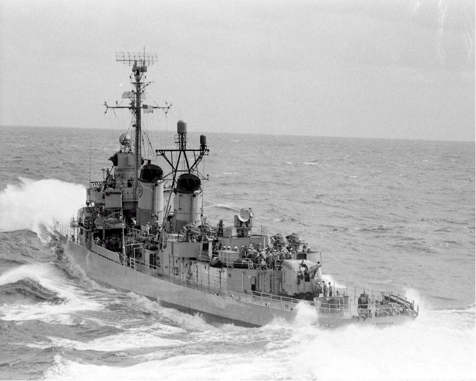 Iconic and Heroic: The Fletcher Class Destroyers | Padre