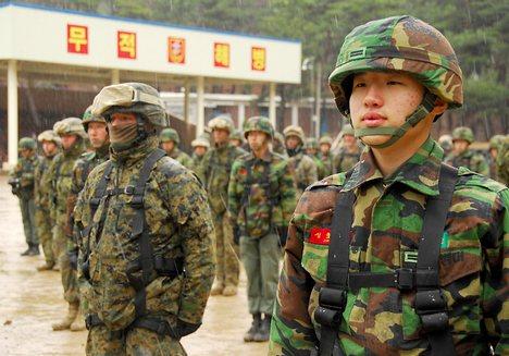 The South Korean Order Of Battle Padre Steve S World