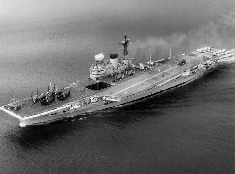 Four of a Kind: The Illustrious Class Aircraft Carriers