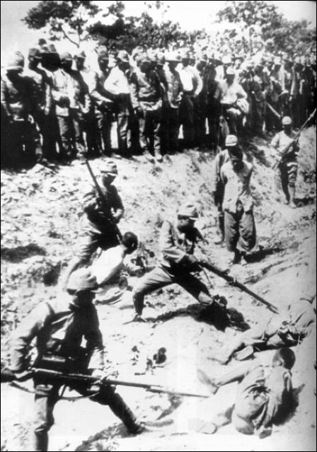 the nanking massacre essay The nanking massacre the rape of nanking was a tragic time in chinese history this event will never be forgotten by the people in the once capital of china an estimated 300,000 innocent people were killed in a matter of months.