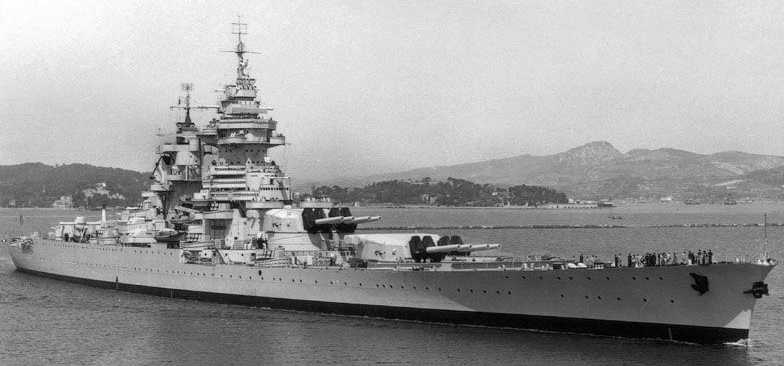 French Firepower Forward: The unrealized potential of the Dunkerque and Richelieu Class Battleships