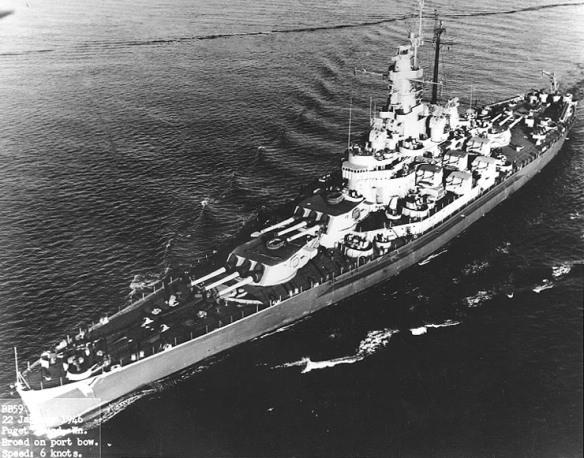 The South Dakota Class Battleships: The Best of the Treaty