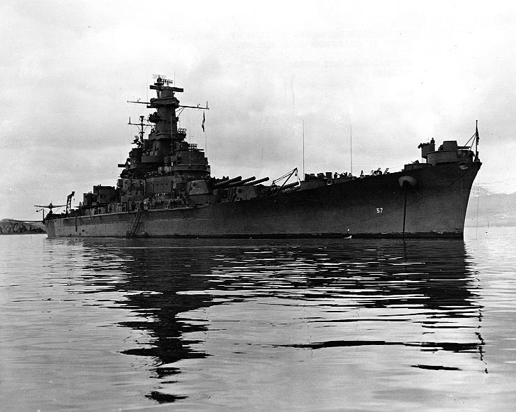 The South Dakota Class Battleships: The Best of the Treaty