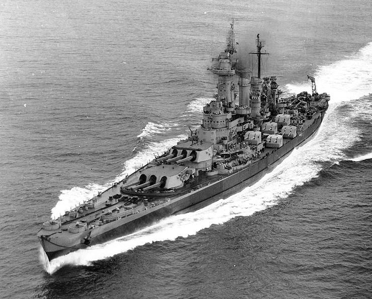 Battleship Tours In Washington State