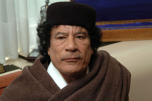 The regime of Colonel Muammar Gaddafi is now in a fight to