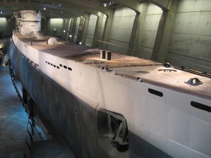 U-505chicago jerry atherton 2005