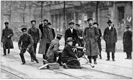 Image result for fighting in the streets weimar republic germany
