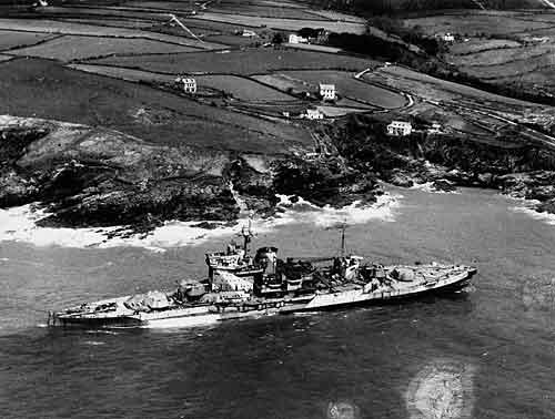 Battleships and the bridge ... World War I 2