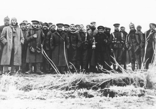 Christmas Day December 1914 World War One