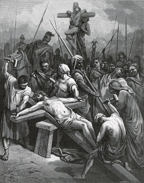 600px-Gustave_Doré_-_Crucifixion_of_Jesus