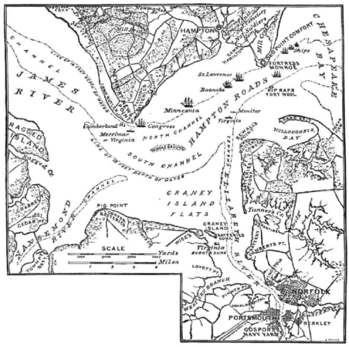 603px-Battle_of_Hampton_Roads_Map