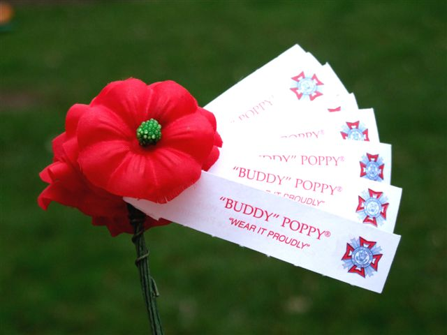 The Buddy Poppy Symbol Of Memorial Day Padre Steves World