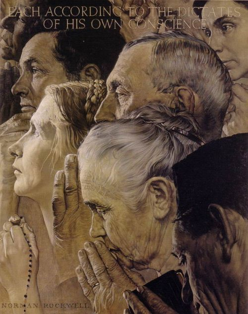 norman-rockwell-freedom-of-worship-1