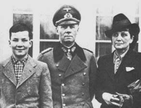 June 5th 1944 the Eve of D-Day: Rommel Goes Home for a