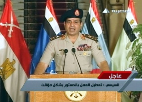 EGYPT-POLITICS-UNREST-ARMY
