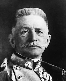 Baron Conrad von Hotzendorf