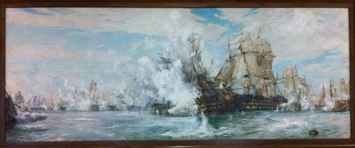 800px-Battle_Of_Trafalgara_By_William_Lionel_Wyllie,_Juno_Tower,_CFB_Halifax_Nova_Scotia