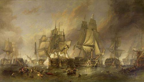 800px-The_Battle_of_Trafalgar_by_William_Clarkson_Stanfield
