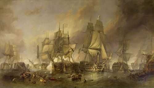 800px-The_Battle_of_Trafalgar_by_William_Clarkson_Stanfield
