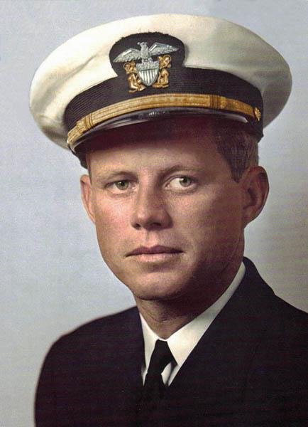 Lieutenant-John-F.-Kennedy