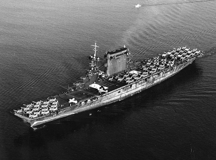 Pearl Harbor The Missing Carriers Uss Enterprise Uss