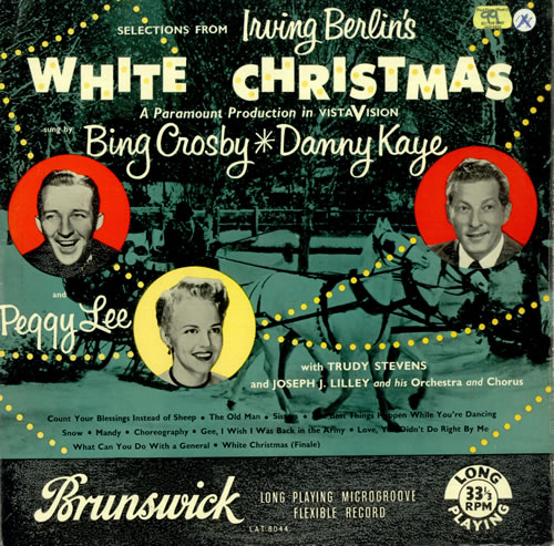 Irving+Berlin+-+White+Christmas+Soundtrack+-+LP+RECORD-496843