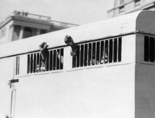 Nelson Mandela - Rivonia Trial - Life in Prison 16-6-1964