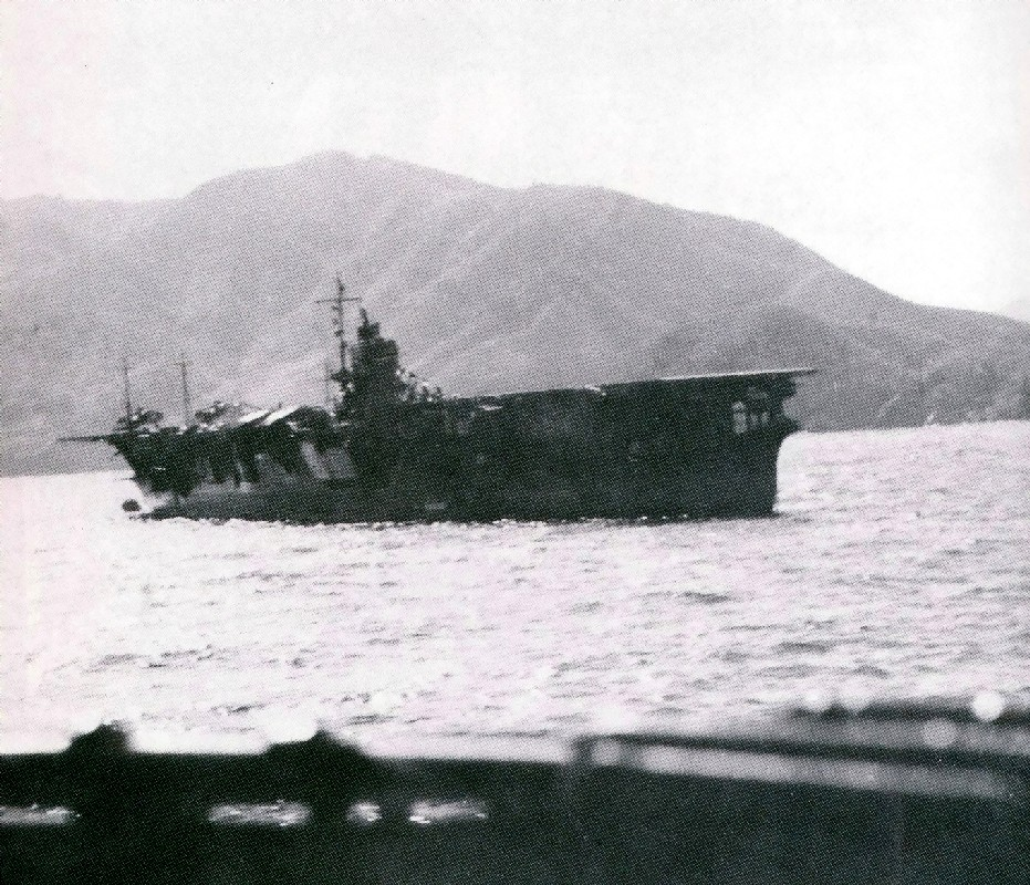 The Doomed Fleet: The Ships of the Kido Butai and Their