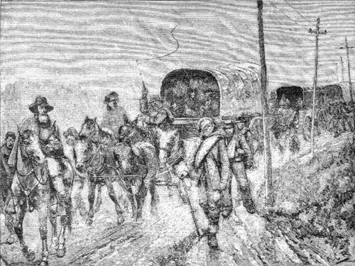 gettysburg retreat