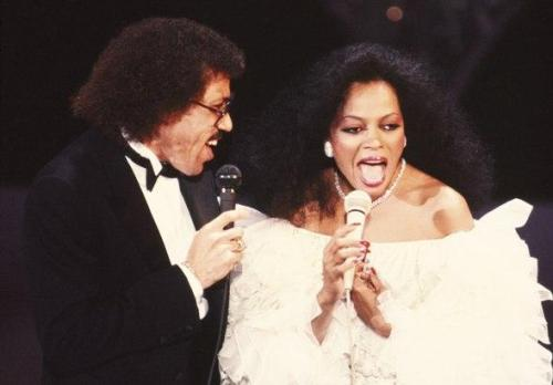 lionel richie and diana ross endless love