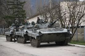 russiantankscrimea