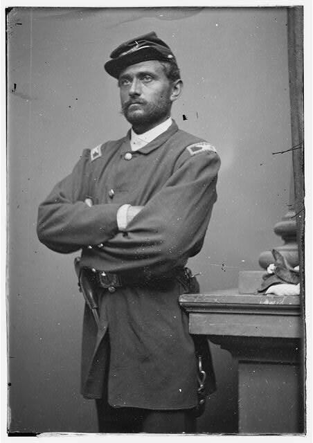 Col. Van Horne Ellis, 124th N.Y. Inf