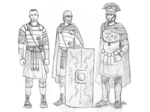HA_Roman_Soldiers_by_HistoriaAntiqua